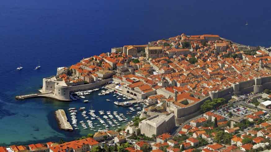 Ciudad de Dubrovnik, Croacia