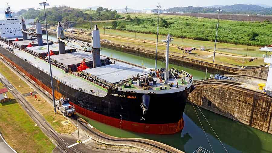 Canal de Panamá supera proyecciones del semestre fiscal pese a Covid-19