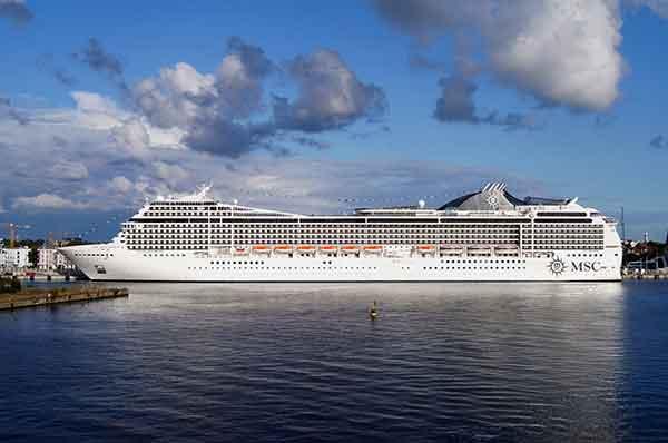 MSC Cruceros prorroga cancelación de sus operaciones hasta el 10 de julio