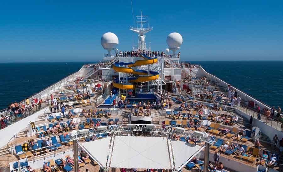 El Coronavirus también navega en Cruceros